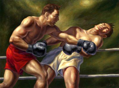 Нужны ли накаченные мышцы, чтобы отправить в нокаут