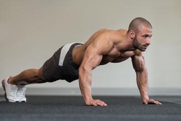 Одно упражнение для всего тела - берпи