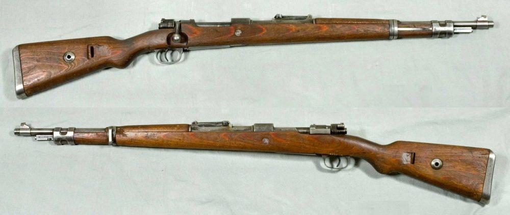 Военные ценности Mauser 98k