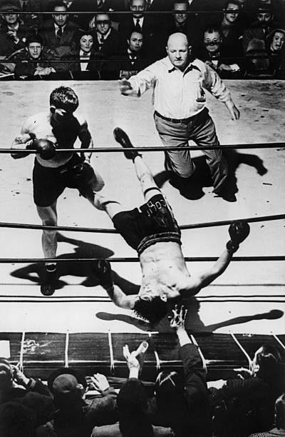 Откуда взялся боксерский ринг