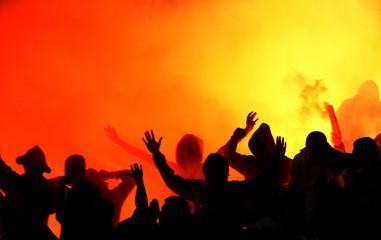 Футбольные хулиганы и их принципы
