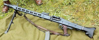 MG 42 Косторез - действительно был так опасен для красной машины