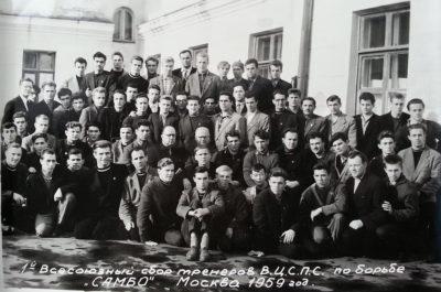Кем был Анатолий Харлампиев - отец основатель Самбо