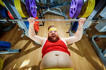 С чего начать тренировки, когда имеется большой лишний вес