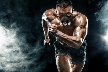Тренировка в маске кислородного голодания только для продвинутых