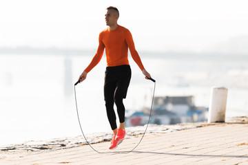 Упражнения на скакалке для продвинутых