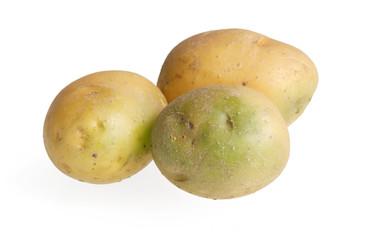 Почему нельзя есть позеленевшую картошку1