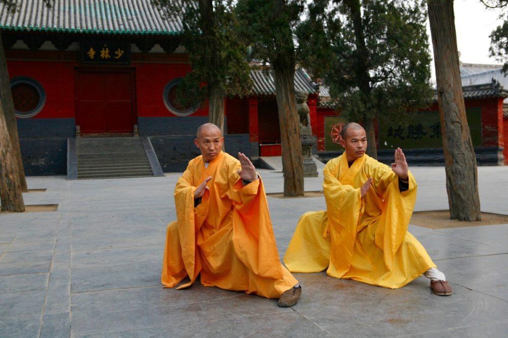 История зарождения монастыря Шаолинь