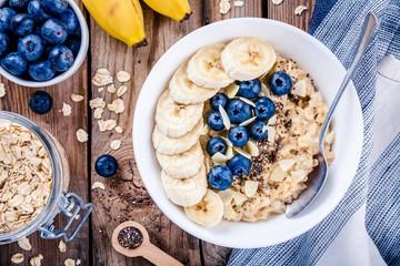 Почему принято на завтрак есть овсянку