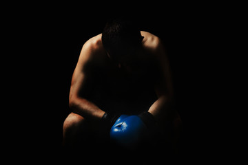 Как выглядят тренировки в полной темноте
