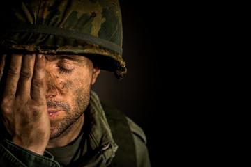 Почему некоторые солдаты в военной обстановке падают в ступор