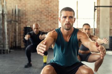 Почему слабым мужчинам такая тренировка не под силу