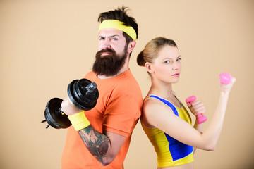 Различия в фитнесе мужчины и женщины