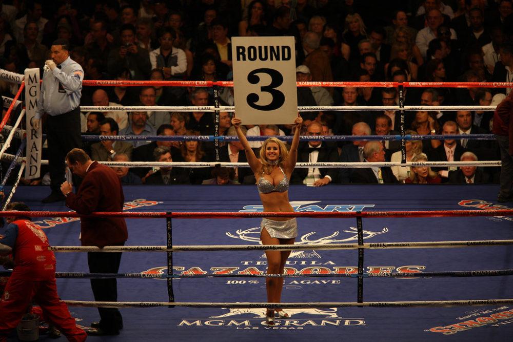 Самые популярные ринг-герл бокса