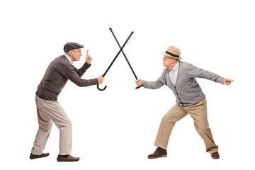 Что делать, если вам за 40 и убежать с драки уже не получается