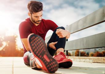 Что делать, если сводят мышцы после тренировки