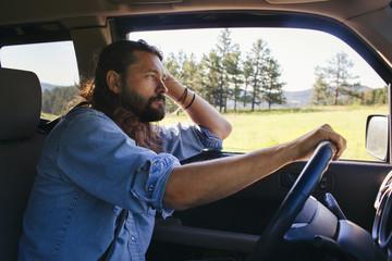 Как не уставать при вождении автомобиля