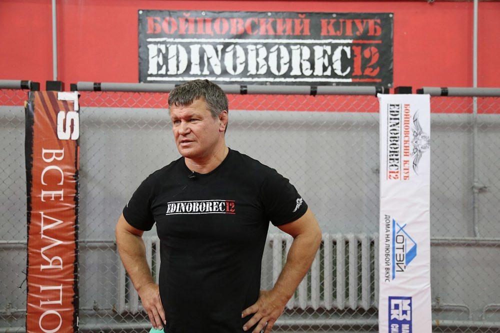 Как решал споры в молодости Олег Тактаров
