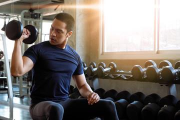 Почему не получается набрать мышечную массу