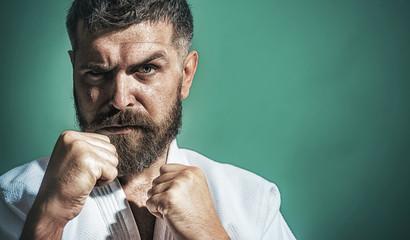 Почему среди бойцов модно отращивать бороду
