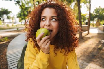 Что будет если есть одно яблоко каждый день