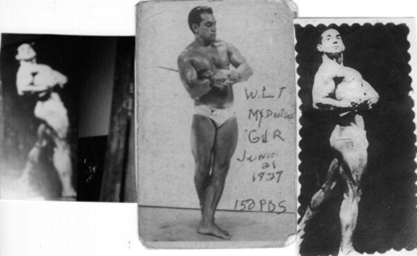 Джо Роллино: 104-летнеий силач, который на одном пальце удерживал груз в 290 кг