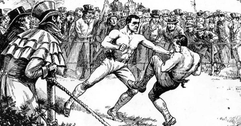 Дмитрий Лукин: каким был легендарный офицер с силой удара превосходящей английских боксеров