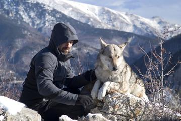 Какие принципы из жизни волка должен перенять настоящий мужчина