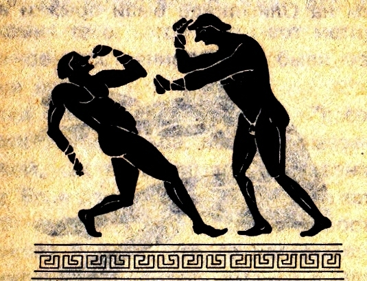 Какими были первые античные поединки