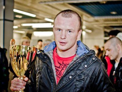 Каким был в молодости Александр Шлеменко