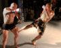 Какой удар ногой может помощь при уличном конфликте