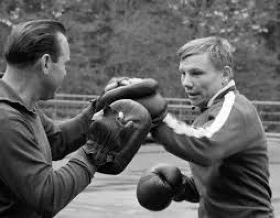 Как тренировали свой удар советские боксеры