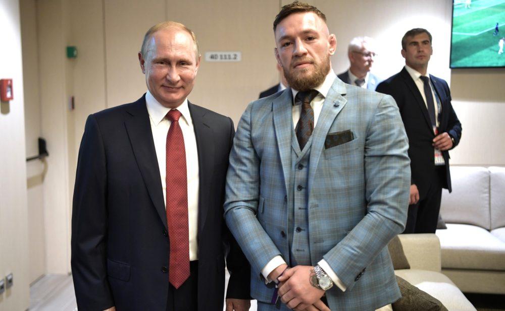 Почему в России больше любят Конора МакГрегора
