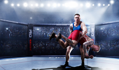 Почему так могут тренироваться только профессиональные бойцы