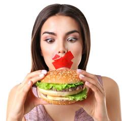 Почему человек срывается, сидя на строгой диете