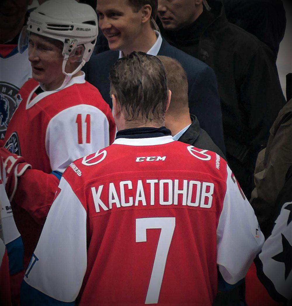 """Как Алексей Касатонов """"воспитывал"""" хоккеистов НХЛ"""
