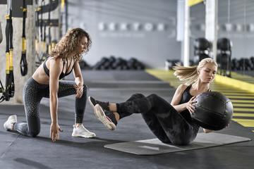 Виды тренировок с собственным весом тела