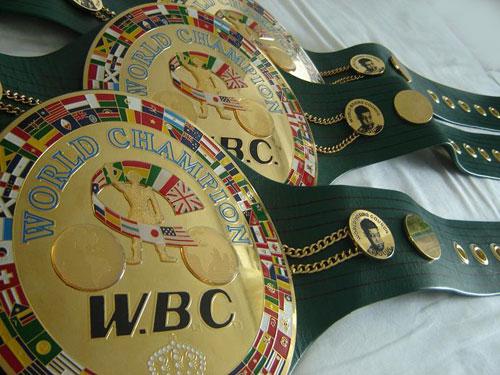 История возникновения поясов и федераций в мире бокса