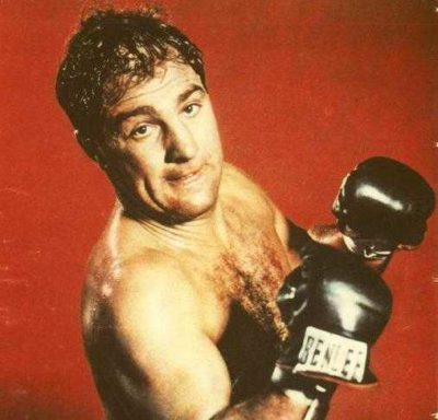 Итальянский великий боксер «Rocky» Марчиано