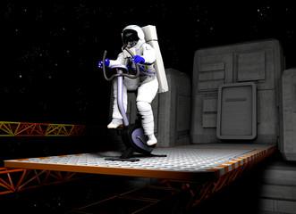 Какой должна быть физическая подготовка у космонавтов