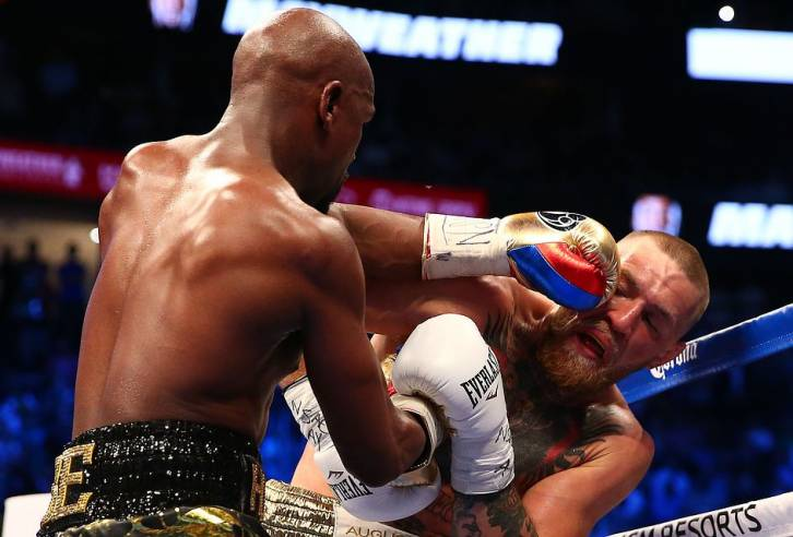 Как могут терпеть боль от ударов бойцы на ринге