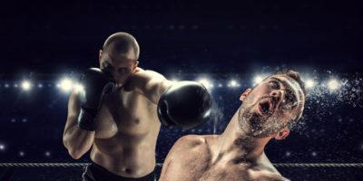 Как нанести нокаутирующий удар