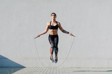 Как правильно прыгать, чтобы запустить процесс похудения