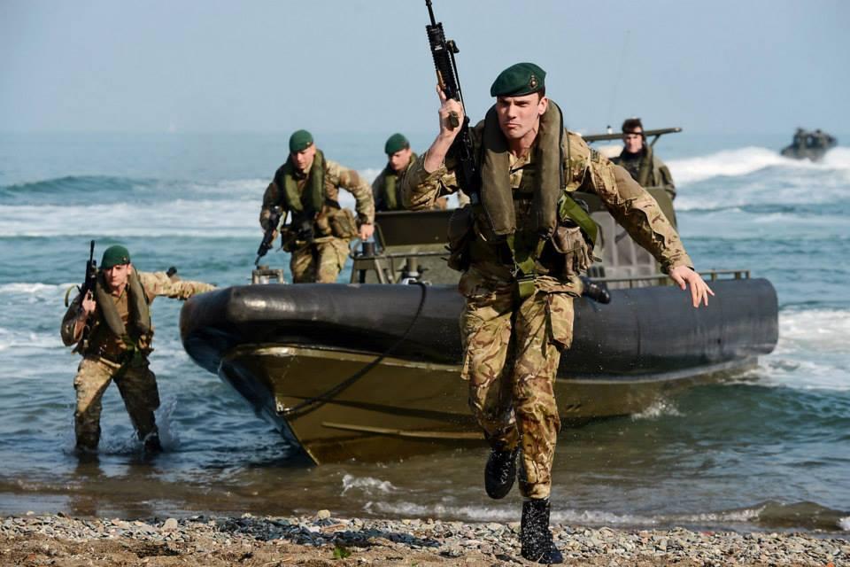 Как проводит подготовку спецназ разных стран