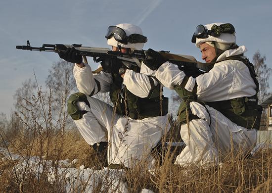 К чему должен быть готов любой боец спецназ