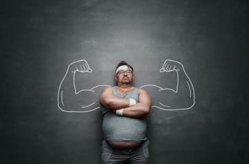Можно ли сбросить жир и набрать мышечную массу одновременно