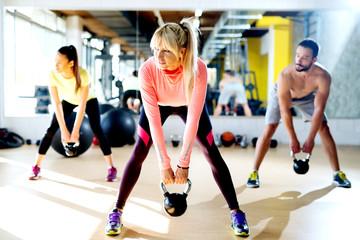 Почему нельзя исключать упражнения с гирями на тренировках