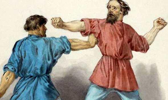 Правила и тонкости кулачного боя