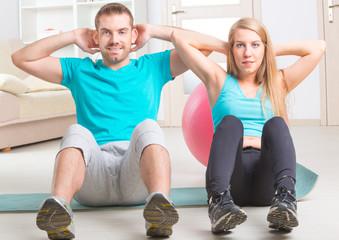 Тренировка без спортзала на 30 минут для вечно занятых