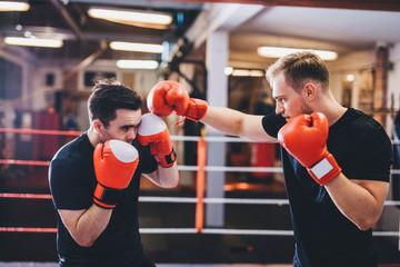 Чему должен научится боксер в первую очередь